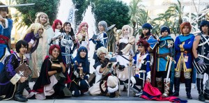 The Fire Emblem Gathering, (which was moved to an unknown location).