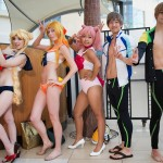 Sailor Moon x Free!