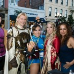 Chun-Li, Gambit, Game of Thrones and Thor